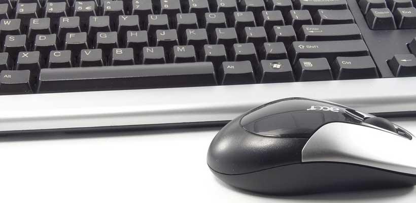 kabellose Maus