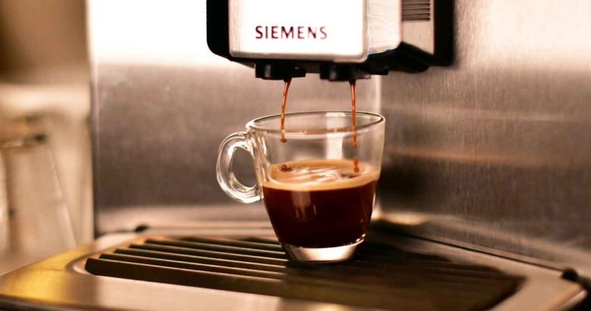 perfekte Kaffeezubereitung